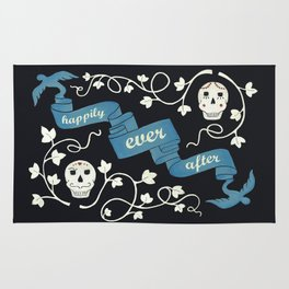 happily ever after Rug
