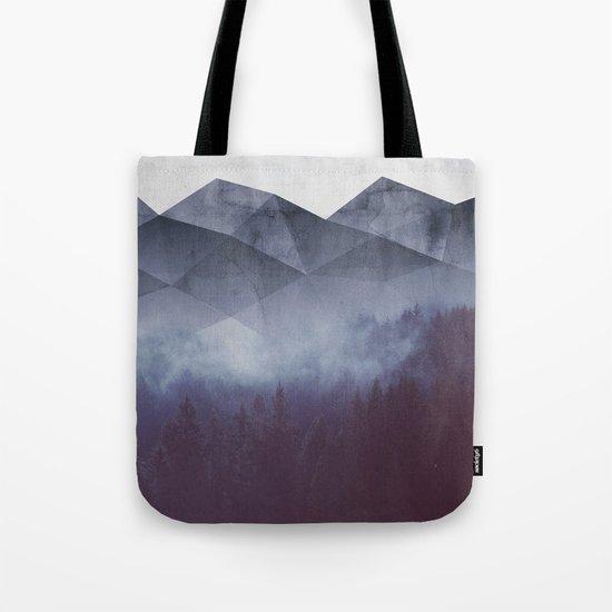 Winter Glory Tote Bag