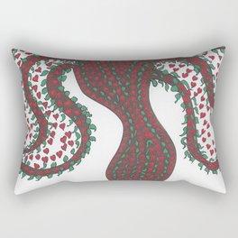 Love's Natural Flow Rectangular Pillow