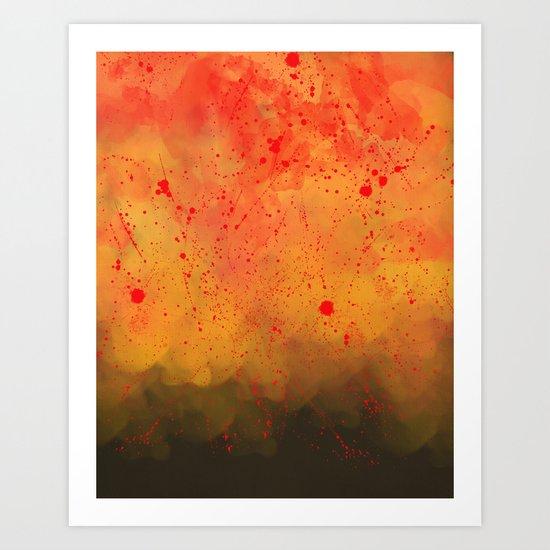 Textures/Abstract 16 Art Print