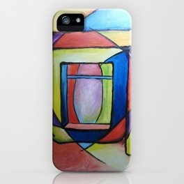 Temples iPhone Case