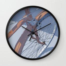 #inktober2016:transport Wall Clock