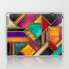 Colorful City Night Laptop & iPad Skin
