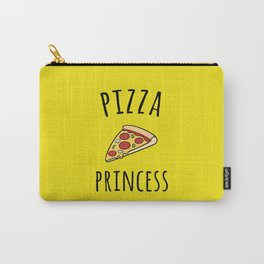 Pizza Princess Funny Quote Carry-All Pouch