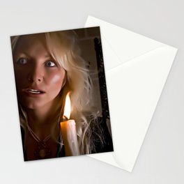 """VAMPLIFIED """"Ghost Hunter"""" Stationery Cards"""