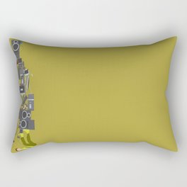 Cyber Bullied Rectangular Pillow