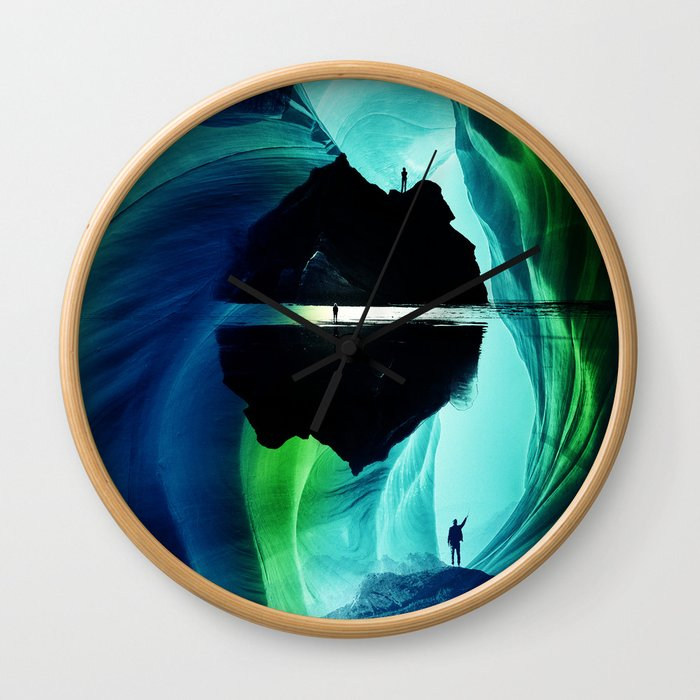 Can`n let you go Wall Clock