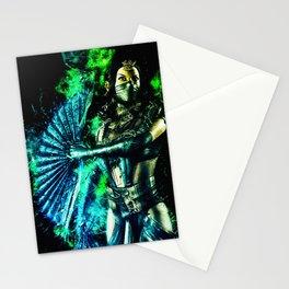 Kitana Assassin MK Stationery Cards