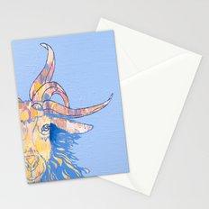 5-horned Goat Stationery Cards