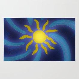 Sun Glow Rug