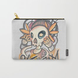 Skull Jam Carry-All Pouch
