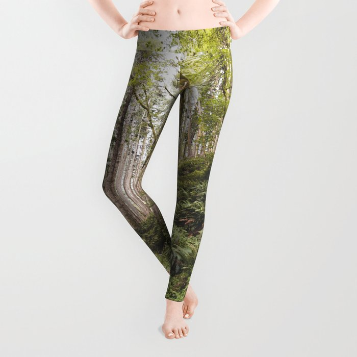 The Road to Olympia Leggings