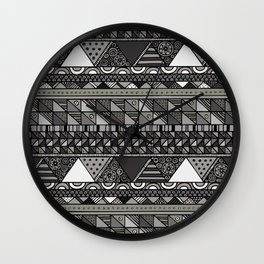 'Georganic no.8' Wall Clock