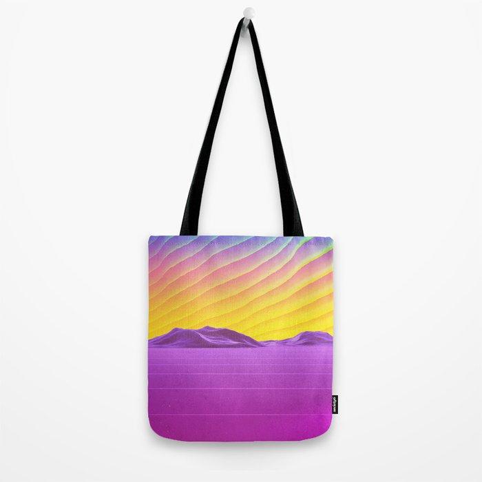Subsonic Tote Bag