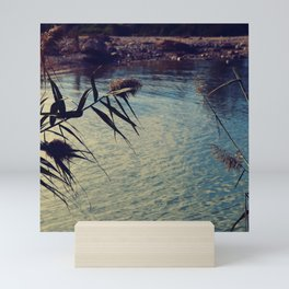 summer chillout Mini Art Print