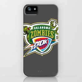 Zombie Sonics iPhone Case