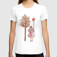eugenia loli T-shirts featuring Little Loli by Adela Pakke