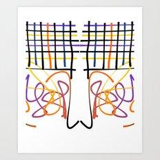 O50C50 #2 Art Print