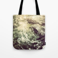 Sleeping under the River Tote Bag