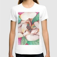 magnolia T-shirts featuring Magnolia by Emily Michele Berry