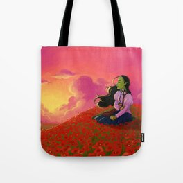 I'm not that girl Tote Bag