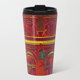 HOTEL DU ROUGE Travel Mug
