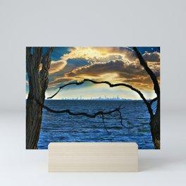 Nature's Framework - Magical New York Mini Art Print