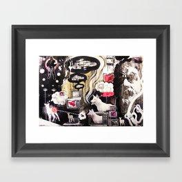 """""""Modern Manhood"""" Framed Art Print"""