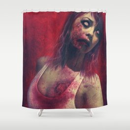 Apocalypse Shower Curtain