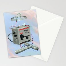 Uncle Rico's Time Machine Stationery Cards