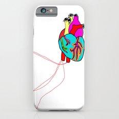 corazón de colores Slim Case iPhone 6s