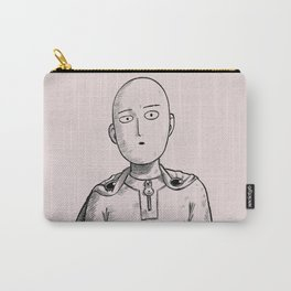 saitama sepia Carry-All Pouch