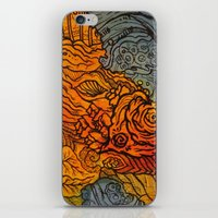 Hey look at This Abyss iPhone Skin