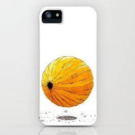 Une graine iPhone Case