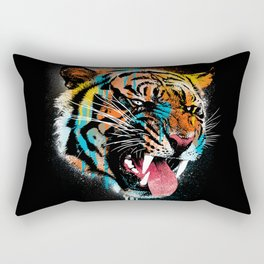 FEROCIOUS TIGER Rectangular Pillow