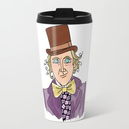 Sweet Gene - Willy Wonka Travel Mug