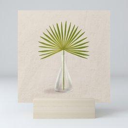 Palmetto Fan Mini Art Print
