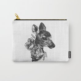 Fawn & Flora I Carry-All Pouch