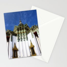 Wat Pho Temple: Bangkok, Thailand Stationery Cards
