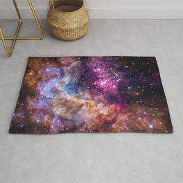 Westerlund 2 Chandra Rug