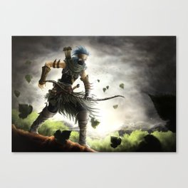 Ranger of the Numerian Woods Canvas Print