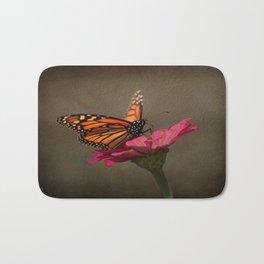 Prefect Landing - Monarch Butterfly Bath Mat