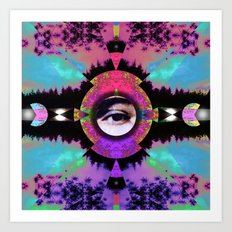 Visionary Expansion Art Print