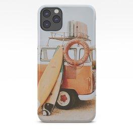 lets surf viii iPhone Case