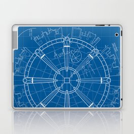 Project Midgar Laptop & iPad Skin