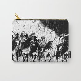The Old West Battle IV Carry-All Pouch