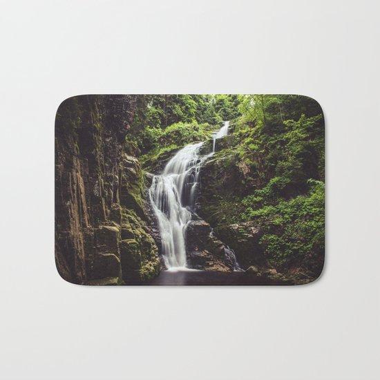 Wild Water Bath Mat