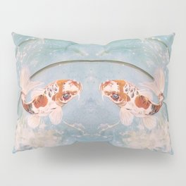 Observe and Let Go Pillow Sham