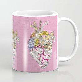 my heart is real Coffee Mug