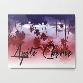 Ayiti Cherie Metal Print